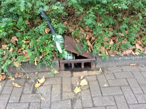 clogged-pit-in-amstelveen