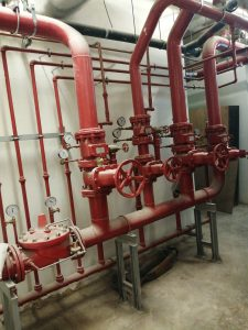 heating and plumbing maintenance