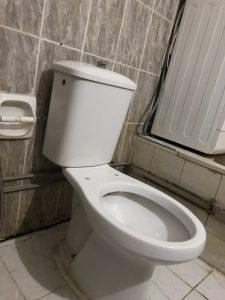 a clogged toilet in heerhugowaard