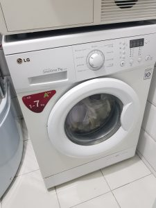 installation of a washing machine in the netherlands