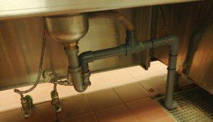 kitchen drain renovation in eindhoven