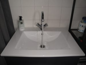 quality washing basin installation in zaandam