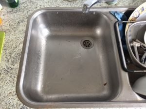 drain clogged what to do